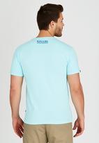 Rip Curl - Lush Circle T-Shirt Blue