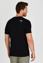 The North Face - Easy tee - black