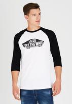 Vans - OTW RaglanT-Shirt White