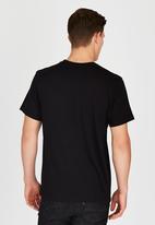Vans - Vans Otw T-Shirt Black