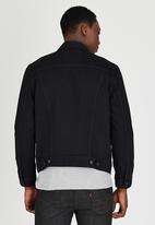 Levi's® - Trucker Jacket Berkman Black