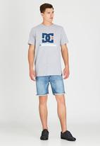 DC - Baptiste Shorts Blue
