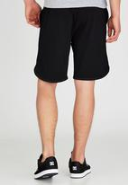 DC - Athletic Track Walkshorts Black