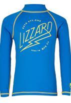 Lizzard - Rashvest  Mid Blue