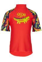 SPEEDO - Congobongo Ess Suntop Multi-colour