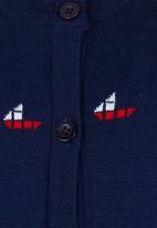 POP CANDY - Cardigan Navy