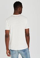 Diesel  - T-Joe-T T-Shirt Cream