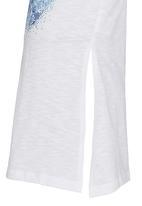 GUESS - Long Knit Tank White