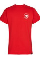 DC - Favo Boys Tee Red