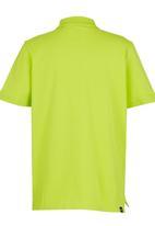 PUMA - ESS Pique Polo Limepunch Light Green