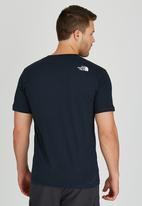 The North Face - Short Sleeve Simple Dome T-Shirt Navy