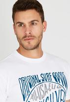 Quiksilver - Bladerunner T-Shirt White