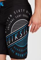 Quiksilver - Freedive Boardshorts Black