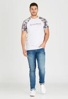 Quiksilver - One Way Traffic T-Shirt White