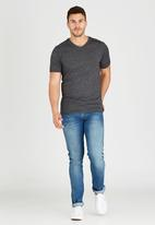 Quiksilver - Moon Barker T-Shirt Black