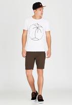 Urbanology - Pass T-Shirt White