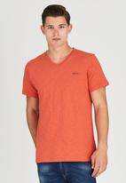 O'Neill - V T-Shirt Dark Red