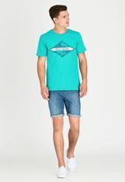O'Neill - Leeward T-Shirt Green