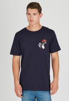 Element - Barbee Short Sleeve T-Shirt Navy