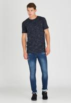 Silent Theory - Passover T-Shirt Navy