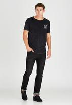 Silent Theory - Fairness T-Shirt Black