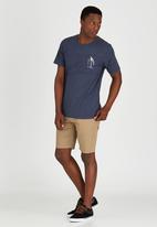 Element - Push Short-Sleeve T-Shirt Navy