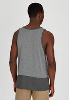 Element - Freedom Fashion Singlet Grey