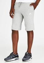 Nike - Nsw club shorts - grey