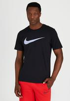 Nike - NSW Chest Swoosh Top Black