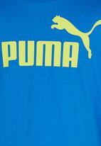 PUMA - ESS No-1 Tee Puma Royal Mid Blue