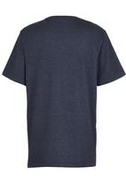 Element - Signature  SS Tee Mid Blue