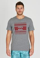Billabong  - Mantra Short Sleeve T-Shirt Grey