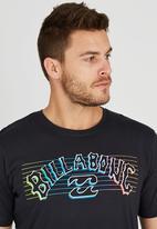 Billabong  - Seventy 3 Short Sleeve T-Shirt Black
