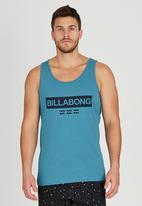 Billabong  - Tech Singlet Blue