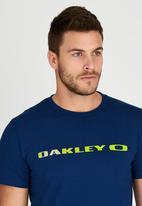 Oakley - MENS ORIGINAL TEE 2.0 Blue
