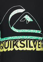Quiksilver - Confused Rashvest Black