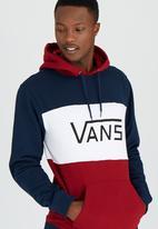 Vans - Mannix Hoodie Dark Blue