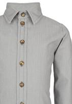 See-Saw - Longsleeve Shirt Grey Melange
