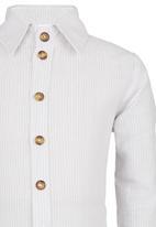 See-Saw - Longsleeve Shirt Stone