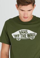 Vans - Vans OTW Green