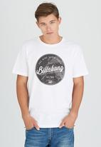 Billabong  - Rounder SS Tee White