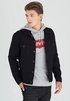 Levi's® - Trucker Jacket Berkman Black