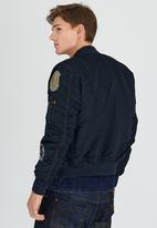 Alpha Industries - MA- 1 Fashion Pilot Navy