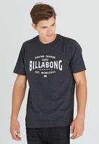 Billabong  - East Bound CVC SS Tee Black