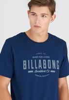 Billabong  - Shadow Tee Navy