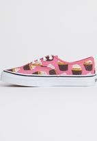 Vans - Authentic Sneaker Mid Pink