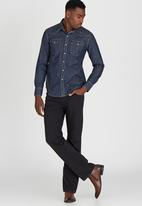 Levi's® - Barstow Western Red Cast Rinse Blue