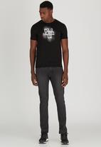 Polo Jeans Co. - Polo Jean Co. Printed Tee Black