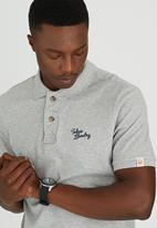 Tokyo Laundry - Memphis Bay Golfer Grey