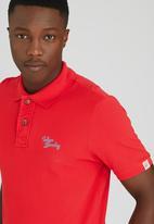 Tokyo Laundry - Memphis Bay Golfer Red